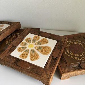 Trivets Wood & Tile